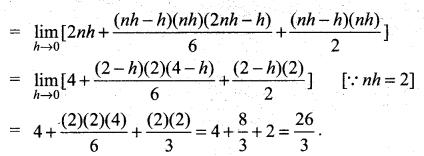 Samacheer Kalvi 12th Maths Solutions Chapter 9 Applications of Integration Ex 9.2 13