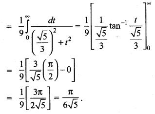 Samacheer Kalvi 12th Maths Solutions Chapter 9 Applications of Integration Ex 9.5 7