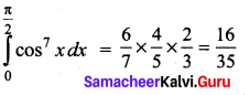Samacheer Kalvi 12th Maths Solutions Chapter 9 Applications of Integration Ex 9.6 4