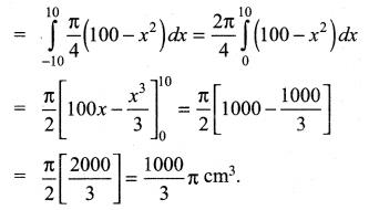 Samacheer Kalvi 12th Maths Solutions Chapter 9 Applications of Integration Ex 9.9 9