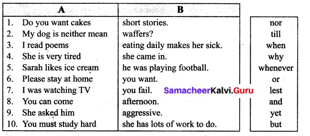 Samacheer Kalvi 6th English Solutions Term 3 Prose Chapter 1 Who Owns the Water 12