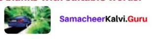 Samacheer Kalvi 6th English Solutions Term 3 Prose Chapter 2 That Sunday Morning 1