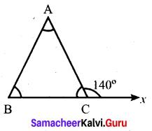 Samacheer Kalvi 7th Maths Solutions Term 2 Chapter 4 Geometry 4.3 2