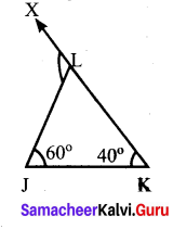 Samacheer Kalvi 7th Maths Solutions Term 2 Chapter 4 Geometry 4.3 3