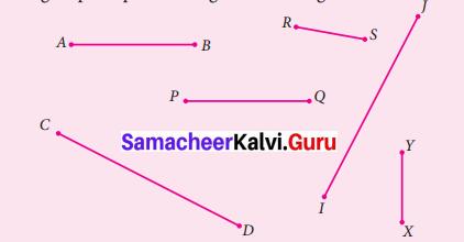 Samacheer Kalvi 7th Maths Solutions Term 2 Chapter 4 Geometry Intext Questions 1