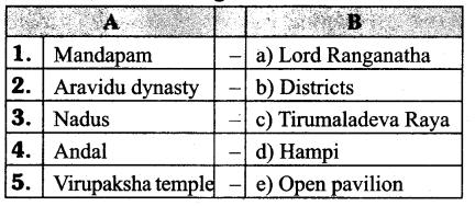 Vijayanagar And Bahmani Kingdom Question And Answer Pdf Samacheer Kalvi 7th Social Science History Solutions Term 2 Chapter 1 Vijayanagar and Bahmani Kingdoms 3