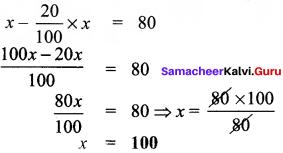Samacheer Kalvi 8th Maths Solutions Term 2 Chapter 1 Life Mathematics Ex 1.1 11