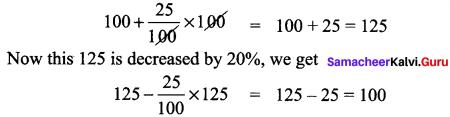 Samacheer Kalvi 8th Maths Solutions Term 2 Chapter 1 Life Mathematics Ex 1.1 13