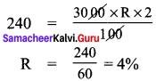Samacheer Kalvi 8th Maths Solutions Term 2 Chapter 1 Life Mathematics Ex 1.1 5