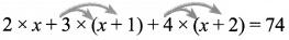 Samacheer Kalvi 8th Maths Solutions Term 2 Chapter 2 Algebra Ex 2.5 6