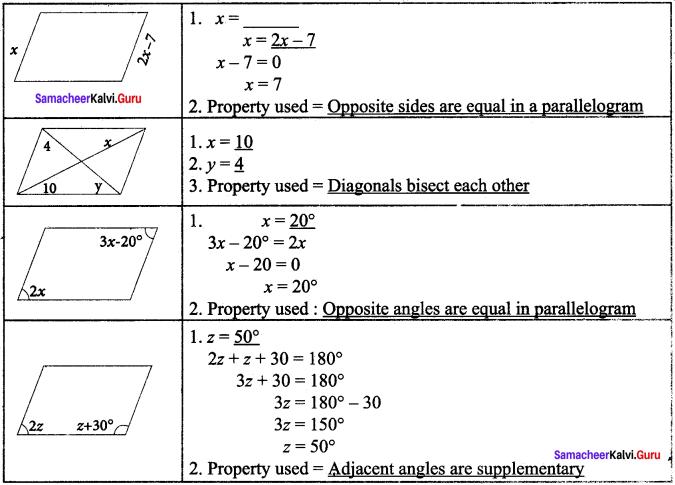 Samacheer Kalvi 8th Maths Solutions Term 2 Chapter 3 Geometry Intext Questions 6