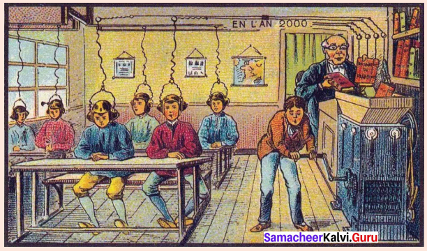 The Fun They Had Book Back Answers Samacheer Kalvi