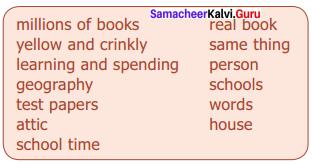 9th English The Fun They Had Samacheer Kalvi