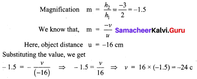 Std 9 Science Reflection Of Light Samacheer Kalvi Chapter 6