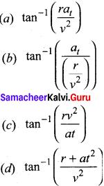 Samacheer Kalvi 11th Physics Solutions Chapter 2 Kinematics Q112
