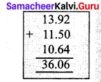 Samacheer Kalvi 7th Maths Solutions Term 3 Chapter 1 Number System 1.5 1