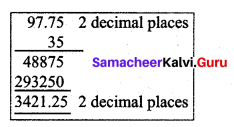Samacheer Kalvi 7th Maths Solutions Term 3 Chapter 1 Number System 1.5 11
