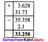 Samacheer Kalvi 7th Maths Solutions Term 3 Chapter 1 Number System 1.5 5