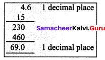 Samacheer Kalvi 7th Maths Solutions Term 3 Chapter 1 Number System 1.5 9
