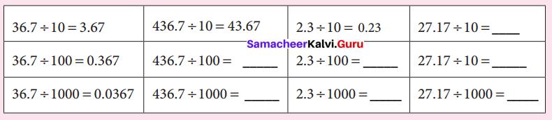 Samacheer Kalvi 7th Maths Solutions Term 3 Chapter 1 Number System Intext Questions 14