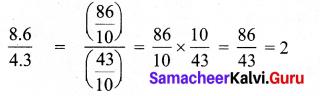 Samacheer Kalvi 7th Maths Solutions Term 3 Chapter 1 Number System Intext Questions 21