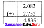 Samacheer Kalvi 7th Maths Solutions Term 3 Chapter 1 Number System add 2