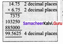 Samacheer Kalvi 7th Maths Solutions Term 3 Chapter 1 Number System add 5
