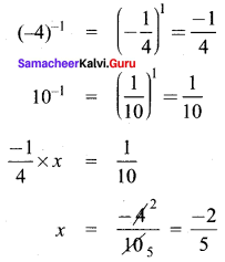 Samacheerkalvi.Guru 8th Maths Term 3 Exercise 1.4