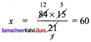 Samacheer Kalvi 8th Maths Solutions Term 3 Chapter 2 Life Mathematics Intext Questions 1