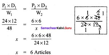 Samacheer Kalvi 8th Maths Solutions Term 3 Chapter 2 Life Mathematics Intext Questions 11