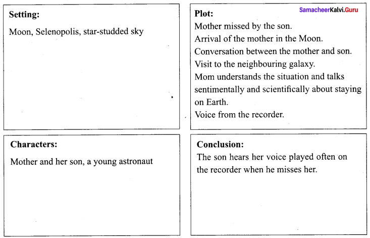 Mother's Voice Supplementary Summary 9th Chapter 6