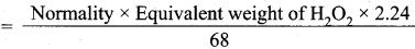 11th Chemistry Chapter 4 Book Back Answers Samacheer Kalvi