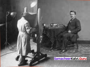 Samacheer Kalvi 11th English Solutions Supplementary Chapter 4 With the Photographer