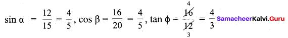 Samacheer Kalvi 9th Maths Book Solutions