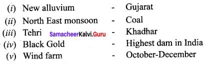 Samacheer Kalvi 10th Social Science Model Question Paper 3 English Medium - 3