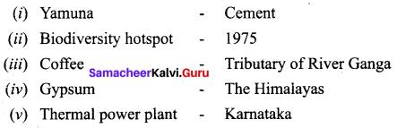 Samacheer Kalvi 10th Social Science Model Question Paper 4 English Medium - 3