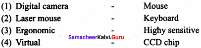 Samacheer Kalvi 11th Computer Science Solutions Chapter 1 Introduction to Computers