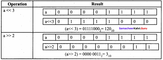 Samacheer Kalvi Computer Science Book 11th Chapter 9