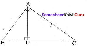 Tamil Nadu 10th Maths Model Question Paper 1 English Medium - 11