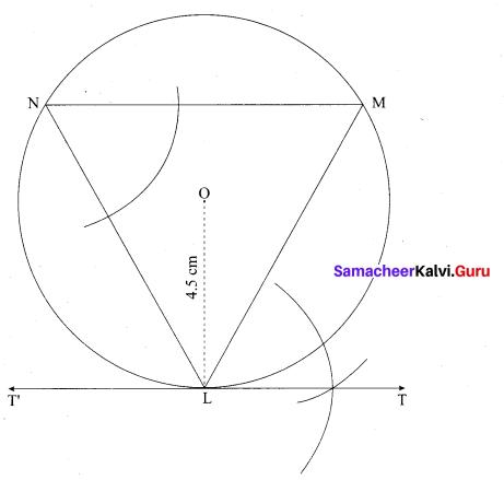 Tamil Nadu 10th Maths Model Question Paper 1 English Medium - 28