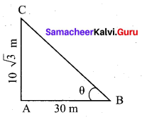 Tamil Nadu 10th Maths Model Question Paper 1 English Medium - 5