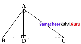 Tamil Nadu 10th Maths Model Question Paper 2 English Medium - 1