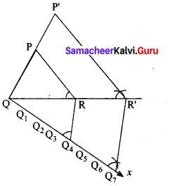 Tamil Nadu 10th Maths Model Question Paper 2 English Medium - 20