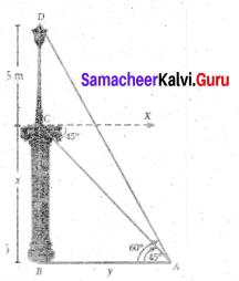 Tamil Nadu 10th Maths Model Question Paper 4 English Medium - 16