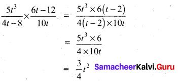 Tamil Nadu 10th Maths Model Question Paper 4 English Medium - 2
