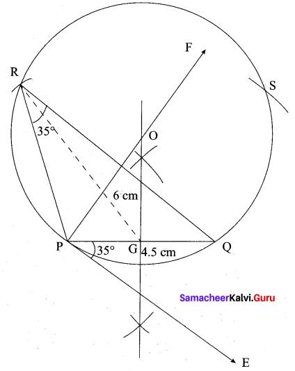 Tamil Nadu 10th Maths Model Question Paper 4 English Medium - 25