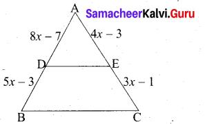 Tamil Nadu 10th Maths Model Question Paper 4 English Medium - 3