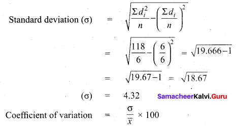 Tamil Nadu 10th Maths Model Question Paper 5 English Medium - 19