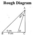 Tamil Nadu 10th Maths Model Question Paper 5 English Medium - 22