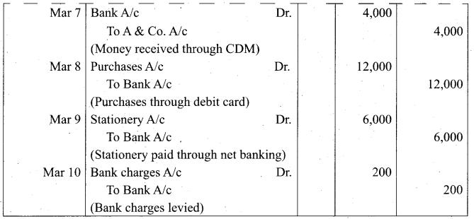 Tamil Nadu 11th Accountancy Model Question Paper 4 English Medium - 18